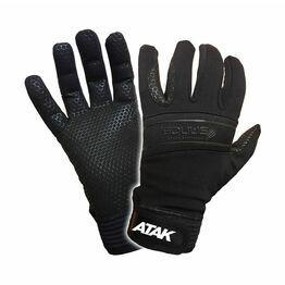 Atak Equus Equestrian Gloves - Black