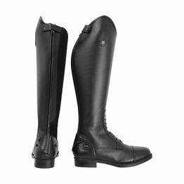 HyLAND Verona Synthetic Contour Boot - Black