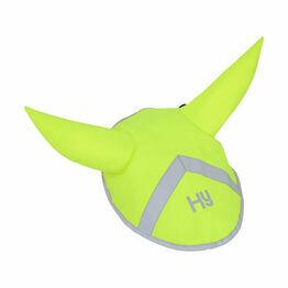 HyVIZ Reflector Ear Bonnet - Yellow