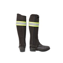HyVIZ Reflector Arm/Leg Wraps - Yellow