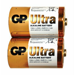 Agrifence D-Cell Batteries (H4720) - 2 pack