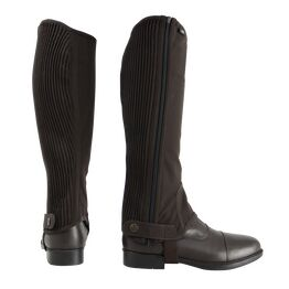 HyLAND Synthetic Nubuck Chaps - Brown