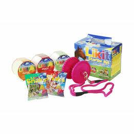 Likit Starter Kit - Pink Glitter