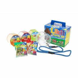 Likit Starter Kit - Clear Glitter