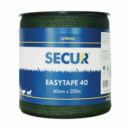 Agrifence Easytape Polytape (H4607) - Green - 40mm x 200m