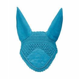 LeMieux Signature Fly Hoods - Turquoise - X Large