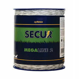 Agrifence Megaline 2 Superior Polywire (H4744) - 250m