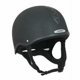 Champion Junior X-Air Hat Plus - Black