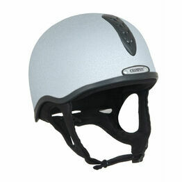 Champion Junior X-Air Hat Plus - Black/Slate