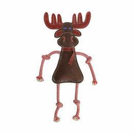 Companion Natural Eco-Friends Rudolf Dog Toy
