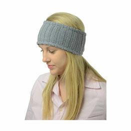 HyFASHION Galloway Knitted Headband - One Size