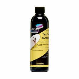 Lillidale Tea Tree Shampoo 4 Dogs - 250ml