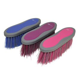 HySHINE Active Groom Long Bristle Dandy Brush - 20.5 x 6.2cm