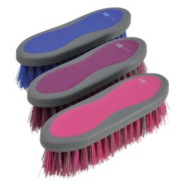 HySHINE Active Groom Dandy Brush - 20.5 x 6.2cm