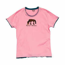 LazyOne Womens Pasture Bedtime PJ T Shirt