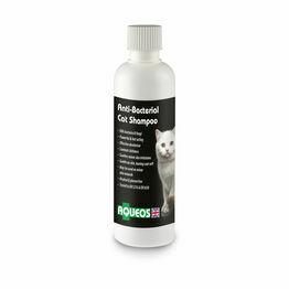 Aqueos Anti-Bacterial Cat Shampoo - 200ml