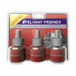 Feliway Friends - Economy Refill Pack - 3 Pack