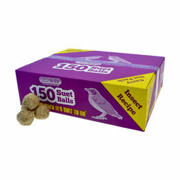 Suet To Go Suet Balls - Insect - 150 Pack