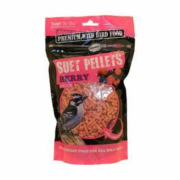 Suet To Go Suet Pellets - Berry - 500g Pouch