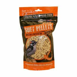 Suet To Go Suet Pellets - Mealworm Plus - 550g Pouch