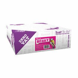 Suet To Go Suet Pellets - Berry - 12.75kg