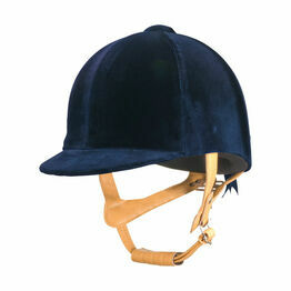 Champion CPX Supreme Riding Hat - Navy