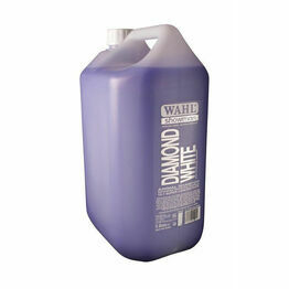 Wahl Diamond White Shampoo - 5 litre