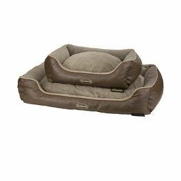 Scruffs Chateau Box Bed - Latte