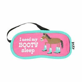 LazyOne Women's Sleep Mask - Booty Sleep