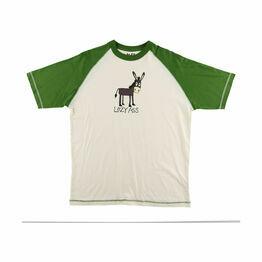 LazyOne Lazy Ass Men's PJ T Shirt