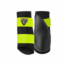 Tri-Zone Fluorescent Brushing Boots