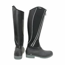 HyLAND Antarctica Neoprene Tall Winter Boots - Black