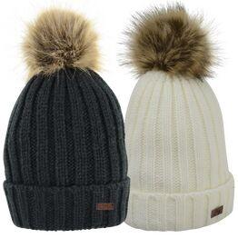 HyFASHION Turin Bobble Hat - One Size