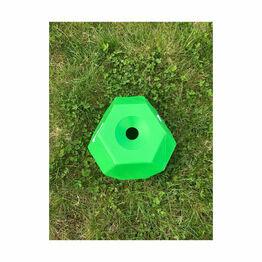 Parallax Snack & Play - Green - 21cm