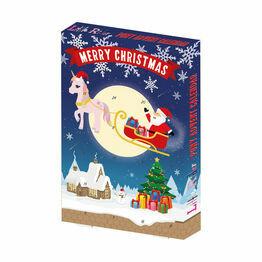 Little Rider Pony Advent Calendar - Pack of 6