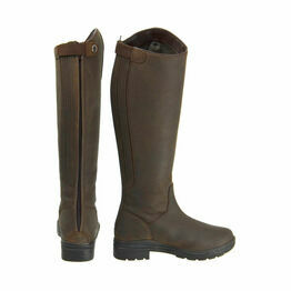 HyLAND Waterford Country Riding Boots - Dark Brown