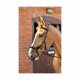 Net Relief Muzzle Net for Micklem® Bridles - Black - Cob/Horse
