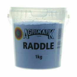 Agrimark Sheep Colouring Powder - Raddle - Blue