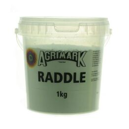 Agrimark Sheep Colouring Powder - Raddle - Green