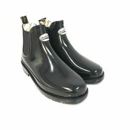 Rockfish Women's Urban Chelsea Boot Gloss - Black