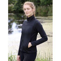 HyFASHION Active Rider Flex Jacket - Black