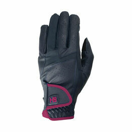 Hy5 Sport Active Riding Gloves - Navy/Port Royal