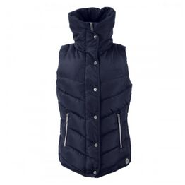 Coldstream Kimmerston Quilted Gilet - Navy