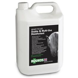 Aqueos Stable & Multi-Use Disinfectant - Refill - 5 litre