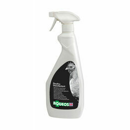 Aqueos Poultry Disinfectant Spray - 750ml