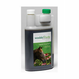 Wendals Liquid Stop Itch Horse Blend - 1 Litre
