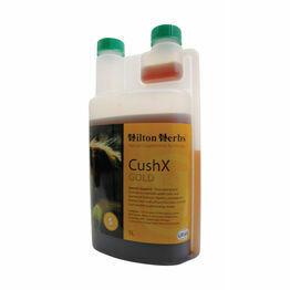 Hilton Herbs CushX Gold Support Formula - 1 Litre