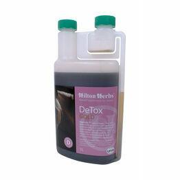 Hilton Herbs DeTox Gold - 1 Litre