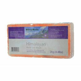Hilton Herbs Himalayan Salt Block For Horses - 2kg