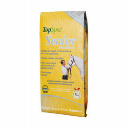 TopSpec Senior Balancer Horse Supplement - 15kg